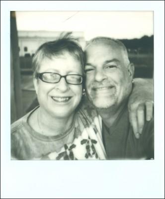 A more recent Polaroid, taken September 2015
